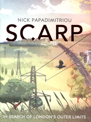 cover van 'Nick Papadimitriou | Scarp'